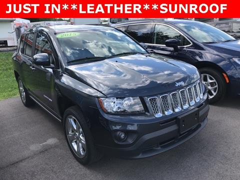 2015 Jeep Compass for sale in Louisville, KY