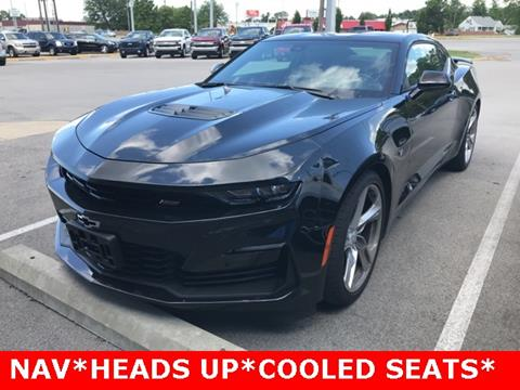 Cars For Sale In Louisville Ky >> 2019 Chevrolet Camaro For Sale In Louisville Ky
