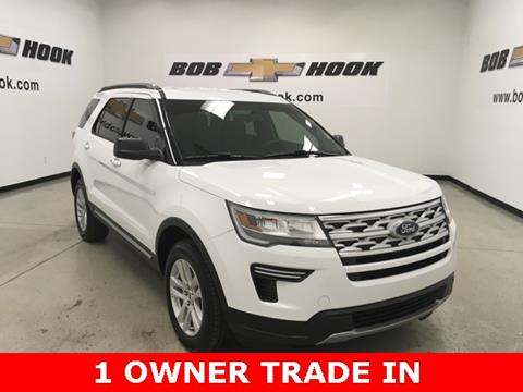 2018 Ford Explorer for sale in Louisville, KY