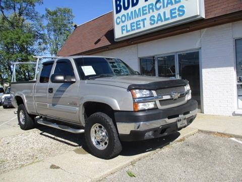 2004 Chevrolet Silverado 2500HD for sale in Louisville, KY