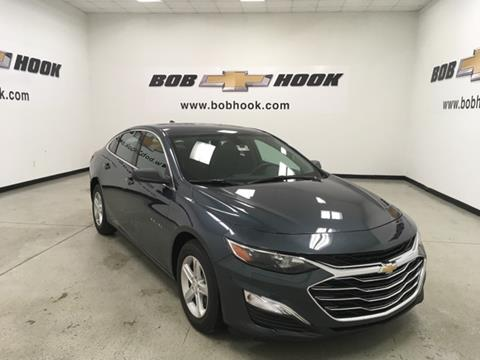2020 Chevrolet Malibu LS for sale at Bob Hook Chevrolet, Inc. in Louisville KY
