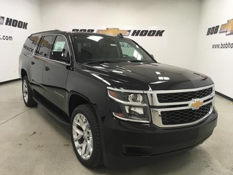 2020 Chevrolet Suburban LT 1500 for sale at Bob Hook Chevrolet, Inc. in Louisville KY