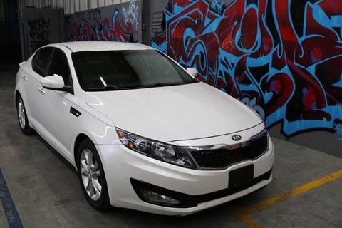 2012 Kia Optima for sale in Hurst, TX