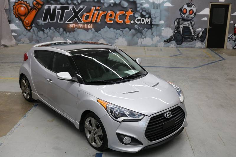 2014 hyundai veloster turbo 3dr coupe 6m in hurst tx ntx. Black Bedroom Furniture Sets. Home Design Ideas