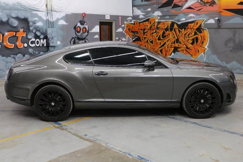 2008 bentley continental gt speed awd 2dr coupe in hurst tx ntx direct. Black Bedroom Furniture Sets. Home Design Ideas