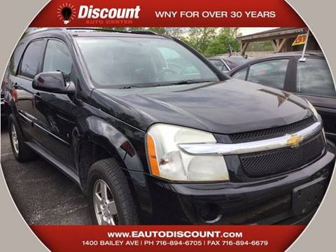 2008 Chevrolet Equinox for sale at eAutoDiscount in Buffalo NY