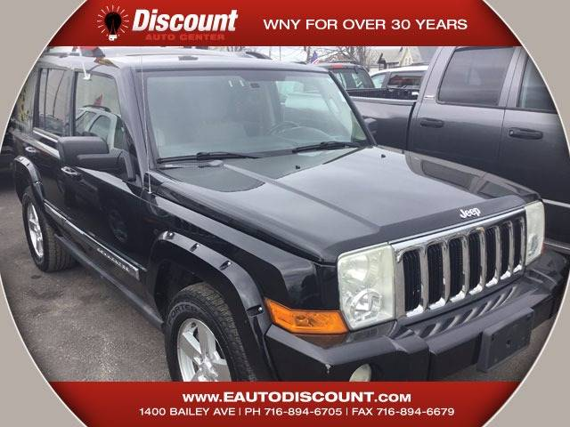 2006 Jeep Commander for sale at eAutoDiscount in Buffalo NY