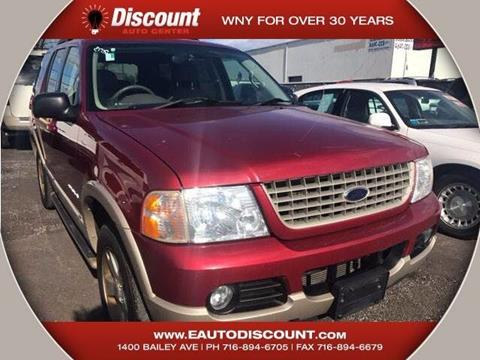 2005 Ford Explorer for sale at eAutoDiscount in Buffalo NY