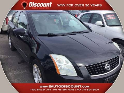 2009 Nissan Sentra for sale at eAutoDiscount in Buffalo NY