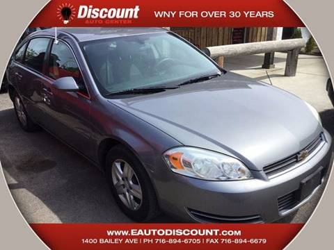 2006 Chevrolet Impala for sale at eAutoDiscount in Buffalo NY