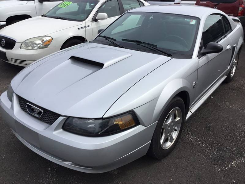 2004 Ford Mustang for sale at eAutoDiscount in Buffalo NY