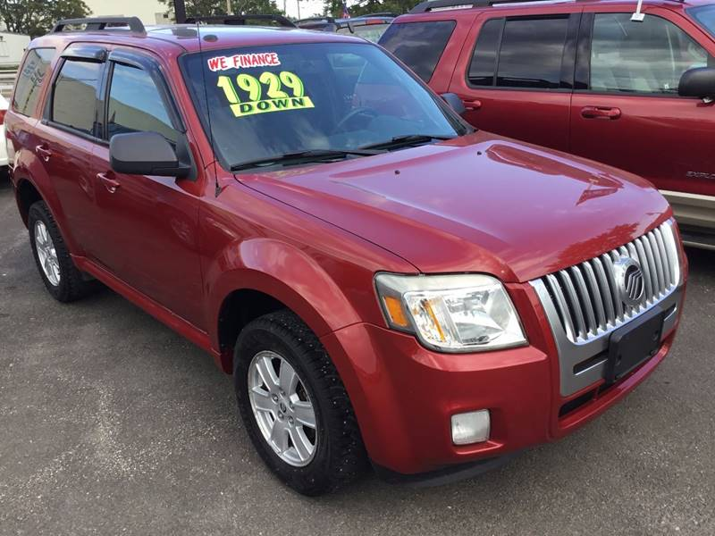 2010 Mercury Mariner for sale at eAutoDiscount in Buffalo NY