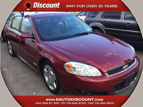 2009 Chevrolet Impala for sale at eAutoDiscount in Buffalo NY