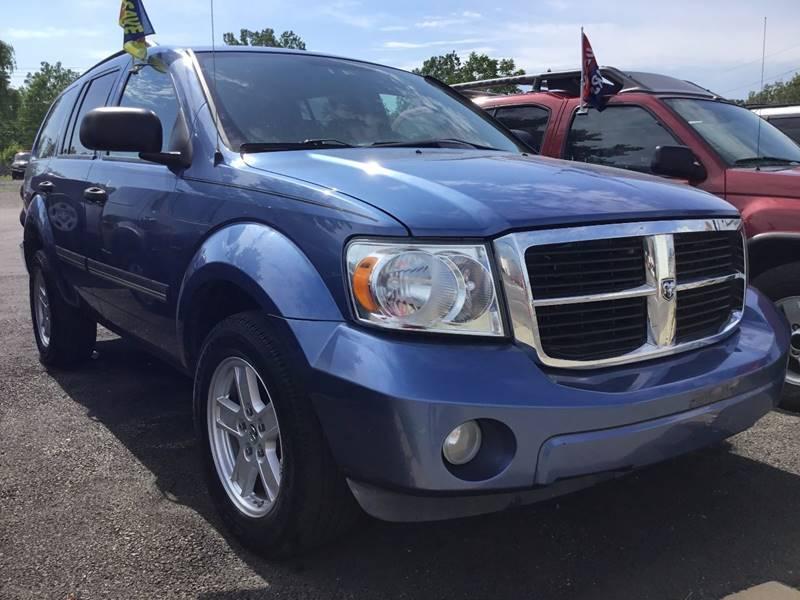 2007 Dodge Durango for sale at eAutoDiscount in Buffalo NY