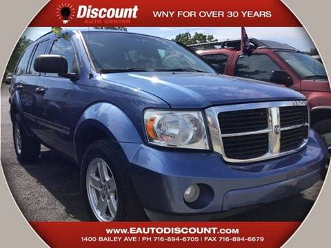 2007 Dodge Durango for sale at eAutoDiscount in Buffalo NY