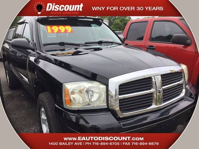2006 Dodge Dakota for sale at eAutoDiscount in Buffalo NY