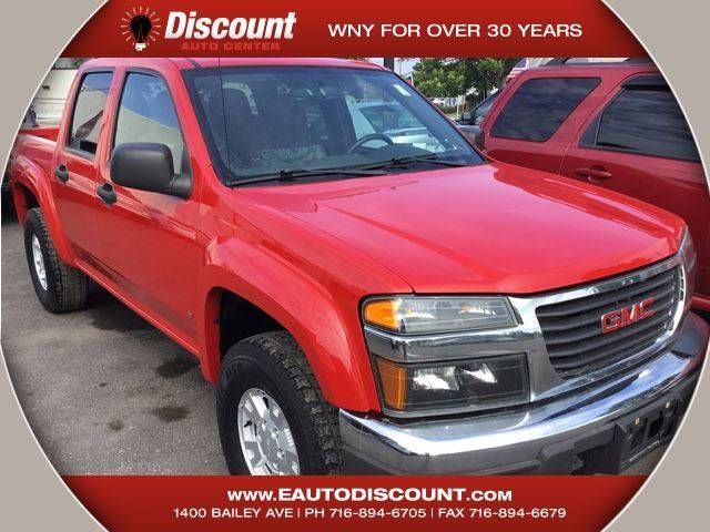 2006 GMC Canyon for sale at eAutoDiscount in Buffalo NY