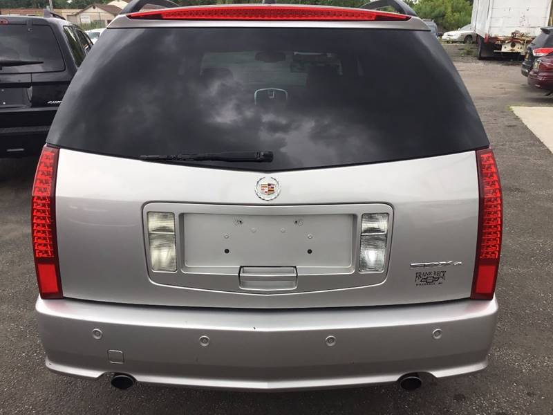 2008 Cadillac SRX for sale at eAutoDiscount in Buffalo NY