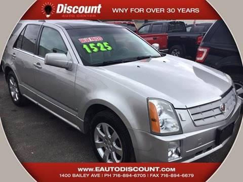 2008 Cadillac SRX for sale at eAutoDiscount in Buffalo NY