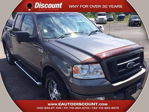 2004 Ford F-150 for sale at eAutoDiscount in Buffalo NY