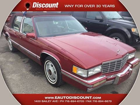 1992 Cadillac DeVille for sale at eAutoDiscount in Buffalo NY