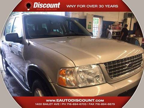 2004 Ford Explorer for sale at eAutoDiscount in Buffalo NY