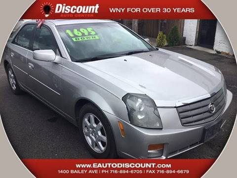 2005 Cadillac CTS for sale at eAutoDiscount in Buffalo NY