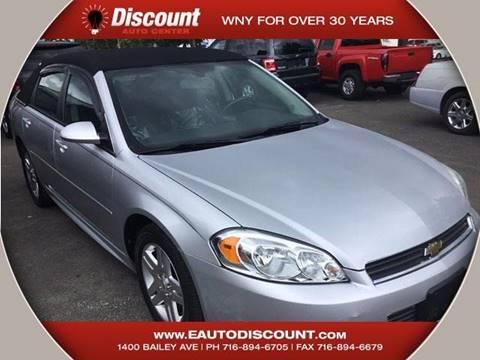 2010 Chevrolet Impala for sale at eAutoDiscount in Buffalo NY