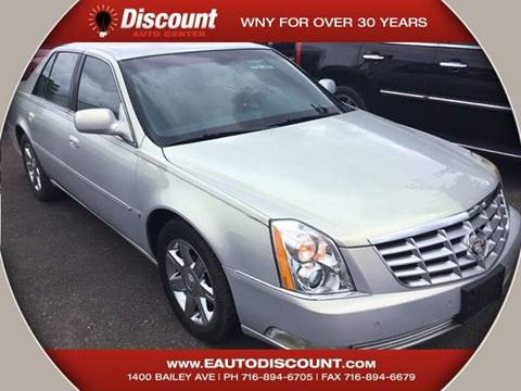 2006 Cadillac DTS for sale at eAutoDiscount in Buffalo NY