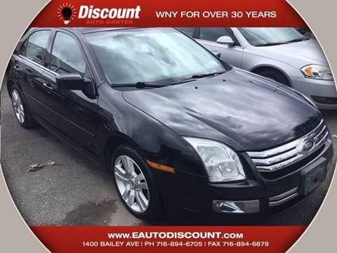 2008 Ford Fusion for sale at eAutoDiscount in Buffalo NY