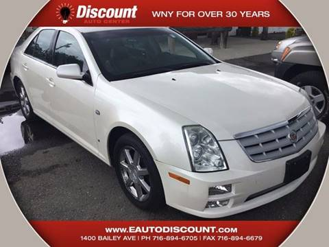 2006 Cadillac STS for sale at eAutoDiscount in Buffalo NY