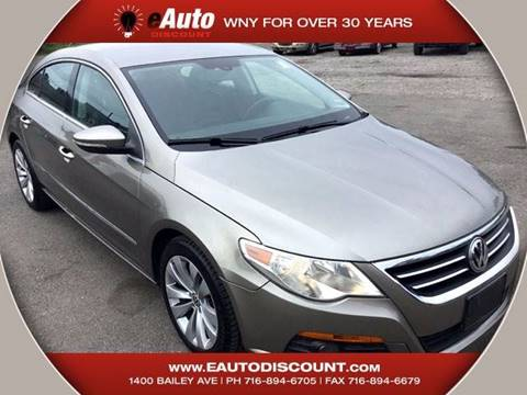 2009 Volkswagen CC for sale at eAutoDiscount in Buffalo NY