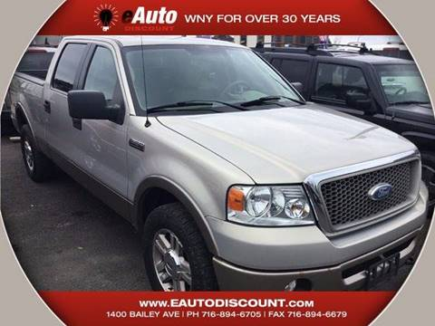 2006 Ford F-150 for sale at eAutoDiscount in Buffalo NY