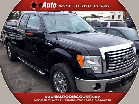 2012 Ford F-150 for sale at eAutoDiscount in Buffalo NY