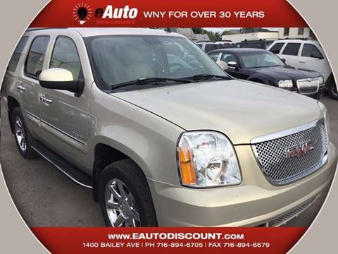 2007 GMC Yukon for sale at eAutoDiscount in Buffalo NY