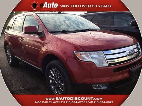 2008 Ford Edge for sale at eAutoDiscount in Buffalo NY