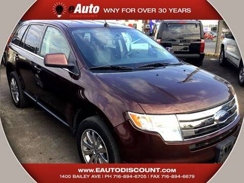 2009 Ford Edge for sale at eAutoDiscount in Buffalo NY