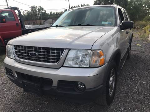 2003 Ford Explorer for sale at eAutoDiscount in Buffalo NY