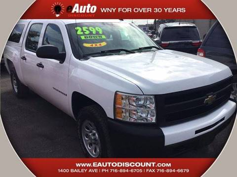 2009 Chevrolet Silverado 1500 for sale in Buffalo, NY