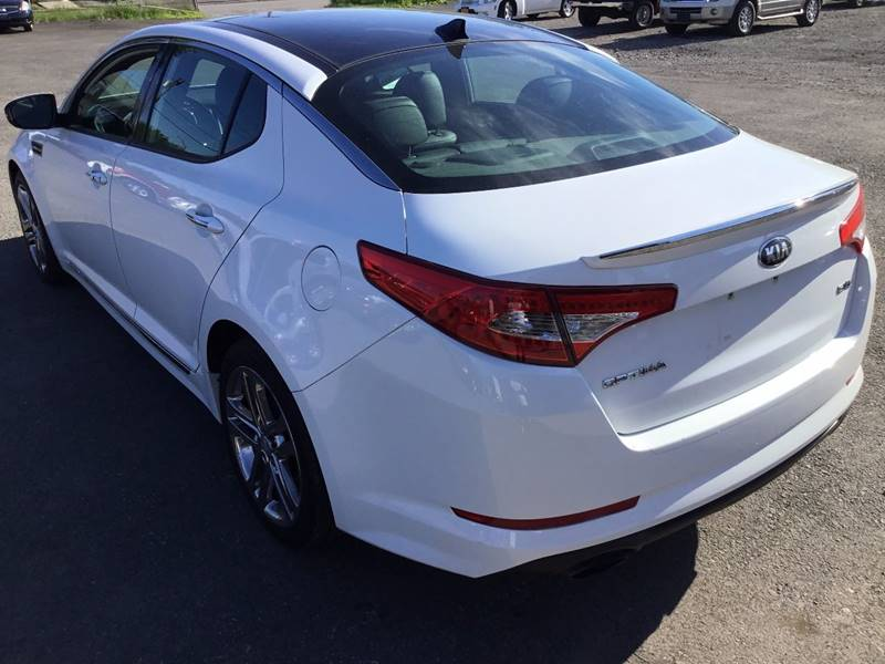 2013 Kia Optima for sale at eAutoDiscount in Buffalo NY