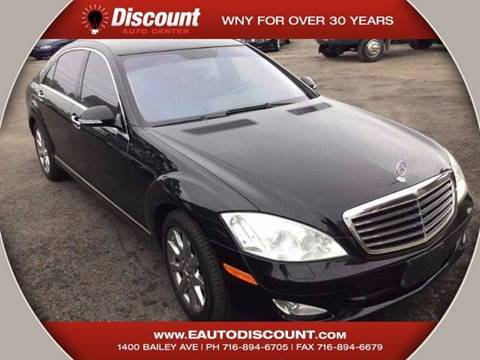 2007 Mercedes-Benz S-Class for sale at eAutoDiscount in Buffalo NY