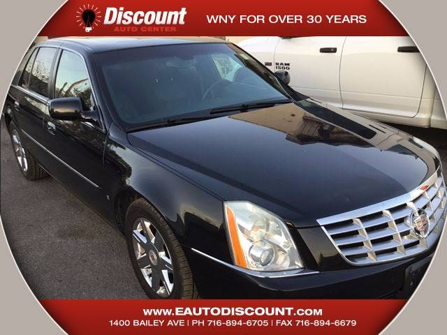 2007 Cadillac DTS for sale at eAutoDiscount in Buffalo NY