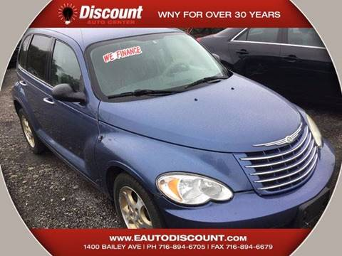 2007 Chrysler PT Cruiser for sale at eAutoDiscount in Buffalo NY