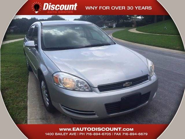 2007 Chevrolet Impala for sale at eAutoDiscount in Buffalo NY