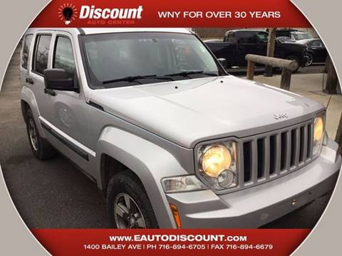 2008 Jeep Liberty for sale at eAutoDiscount in Buffalo NY
