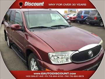 2004 Buick Rainier for sale at eAutoDiscount in Buffalo NY
