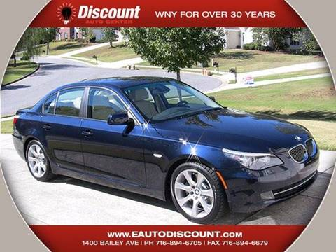 2008 BMW 5 Series for sale at eAutoDiscount in Buffalo NY