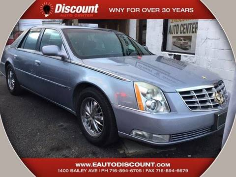 2006 Cadillac DTS for sale at eAutoDiscount in Buffalo NY