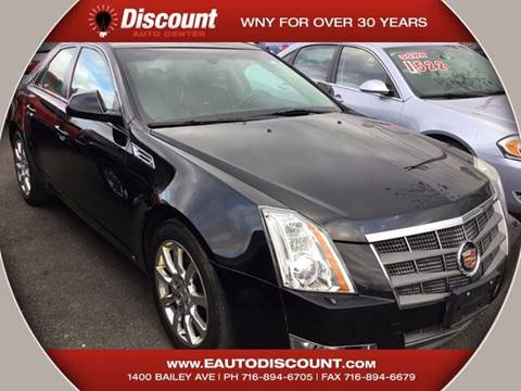 2008 Cadillac CTS for sale at eAutoDiscount in Buffalo NY