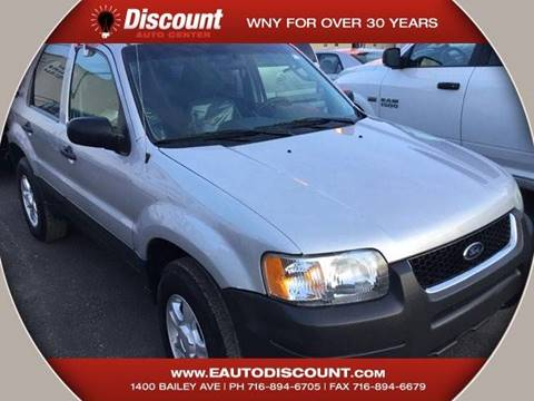 2004 Ford Escape for sale at eAutoDiscount in Buffalo NY